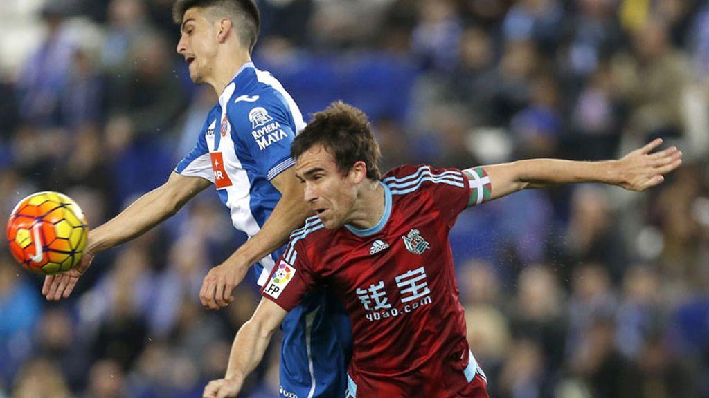 Real Sociedad-Espanyol
