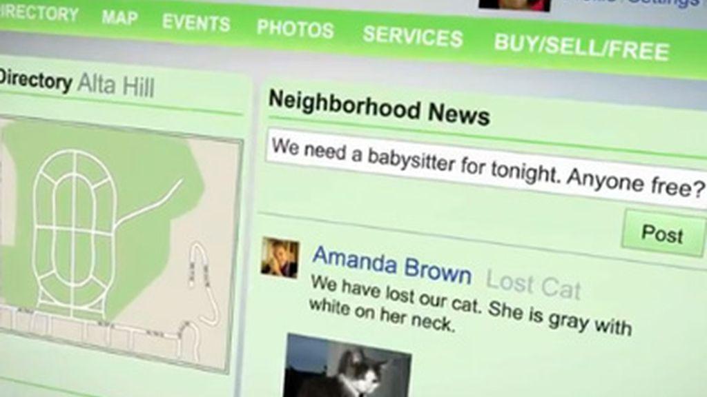 Las noticias se centran en temas locales que van desde películas en DVD que se regalan, mascotas perdidas o recomendaciones de canguros.