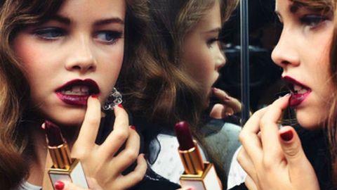 Thylane Blondeau La Top Model De 12 Años