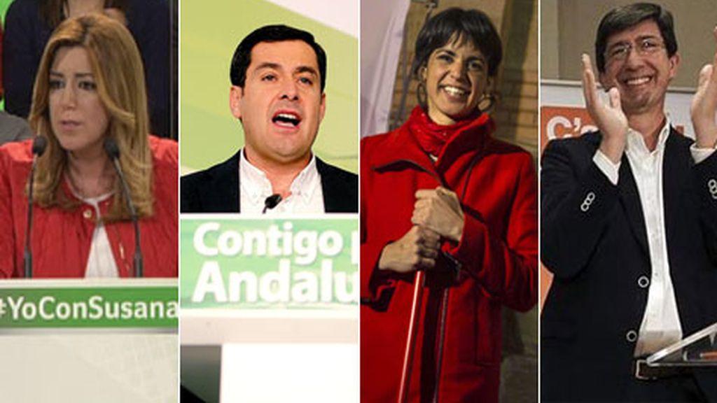 Arranca la campaña andaluza