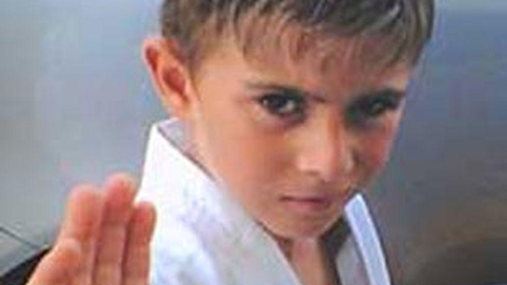 Imagen de archivo del pequeño Yeremi Vargas.