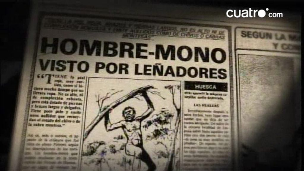 El Hombre Mono de Huesca
