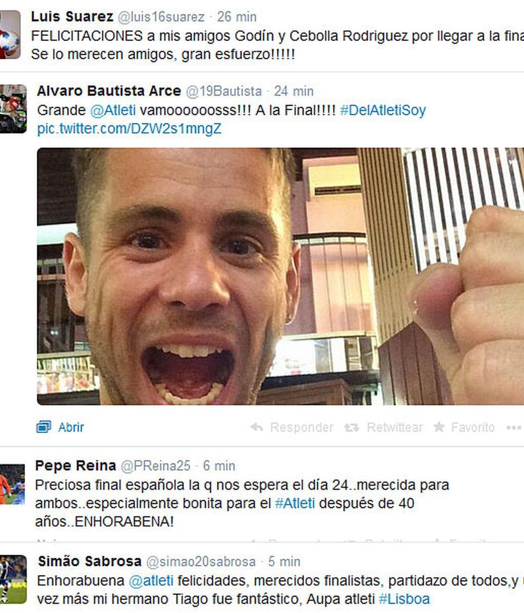Twitter Atlético