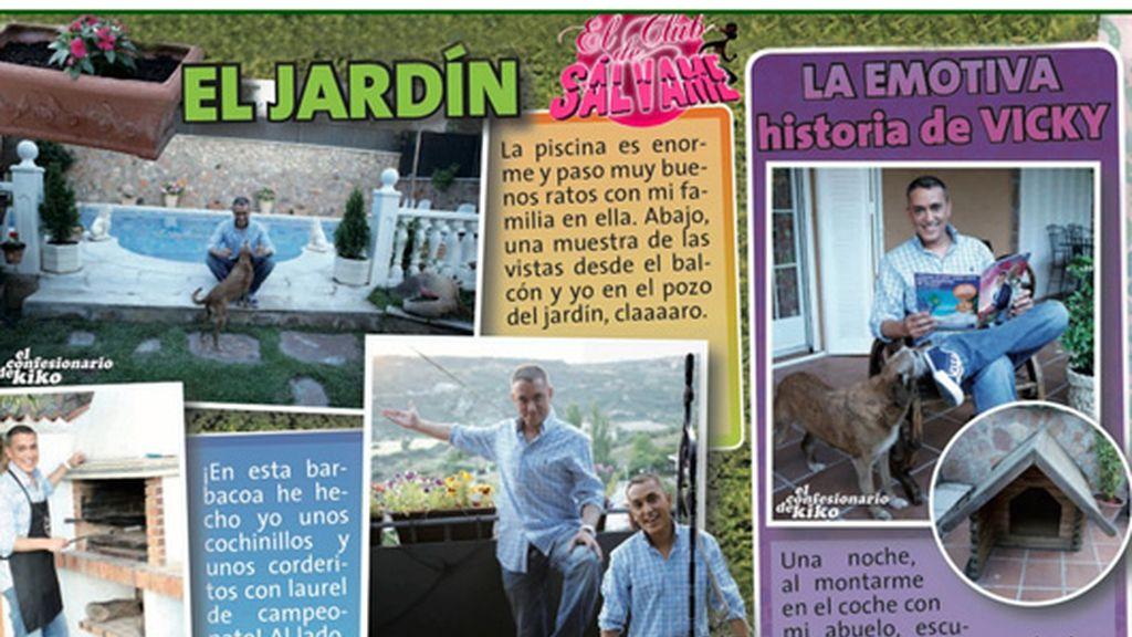 Las primeras imagenes de Villa Chatin