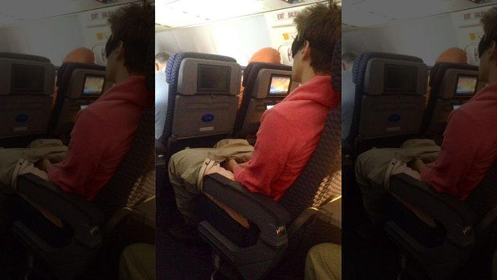 Pasajeros indeseables que nadie quiere de compañero de asiento