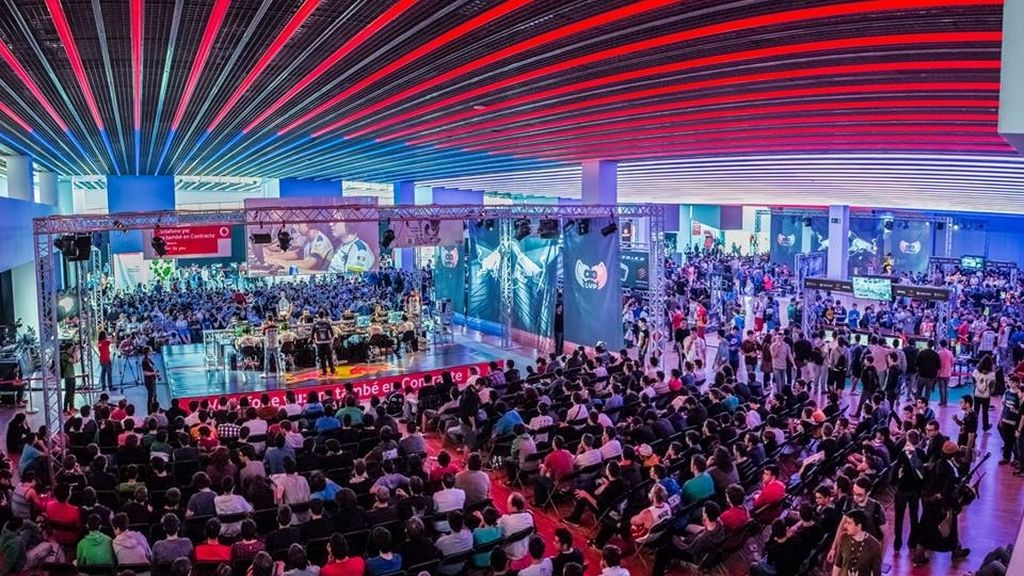 Estadio Gamer, Final Cup 5, FC5, eSports, LVP