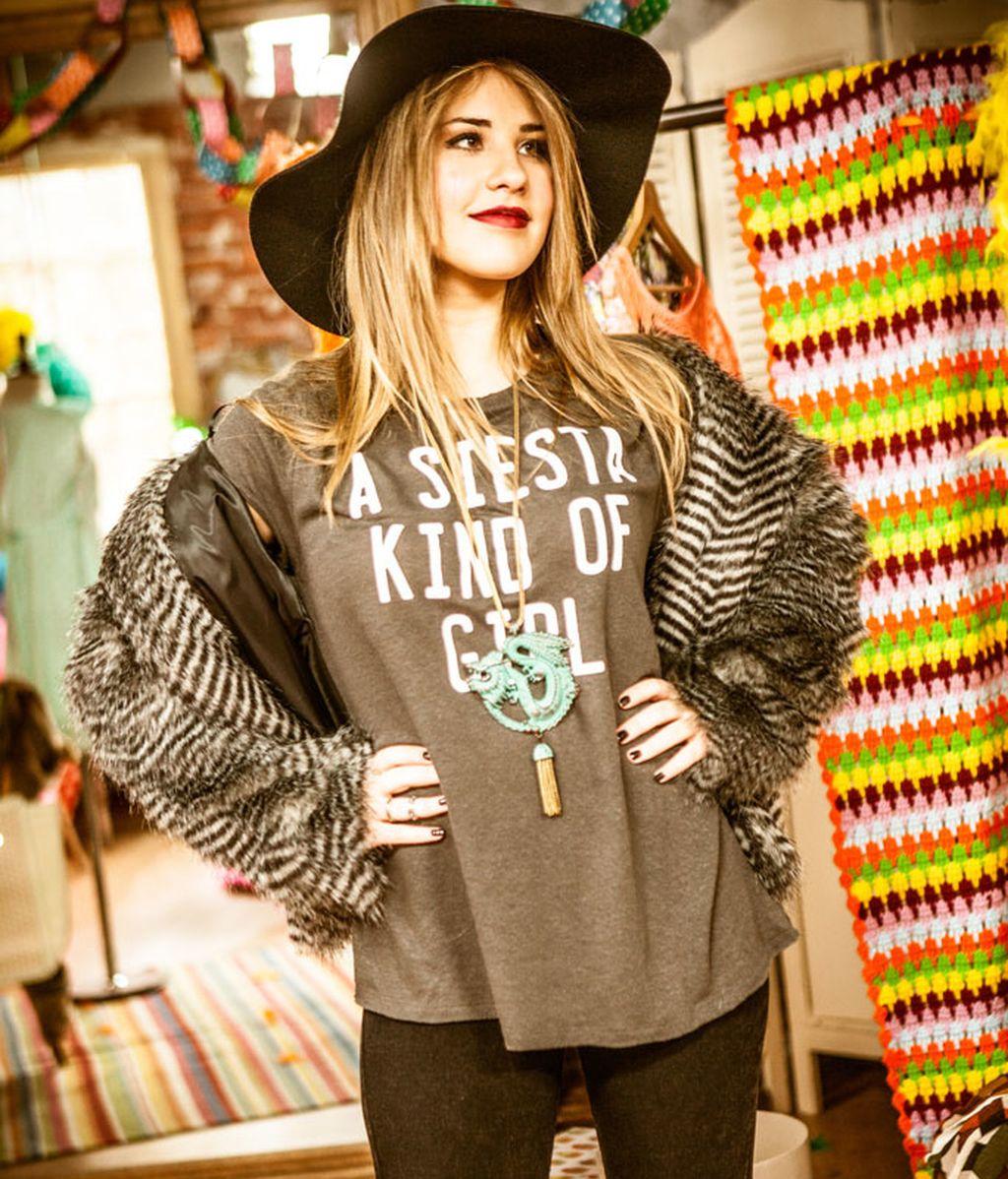 Lana (Lucía Gil), soñadora y creadora del blog 'yo quisiera'