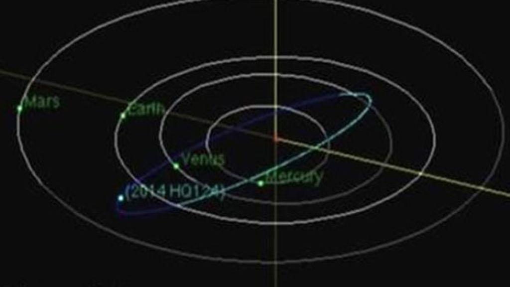 Se acerca a la Tierra, 'La Bestia', el asteroide que mide 325 metros
