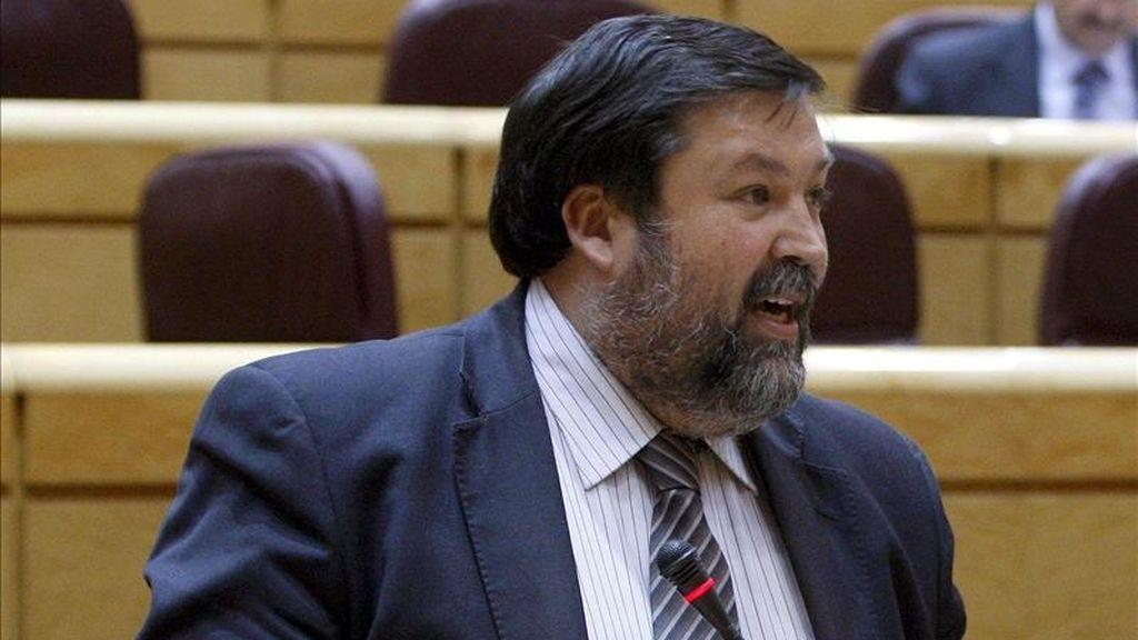El ministro de Justicia, Francisco Caamaño. EFE/Archivo