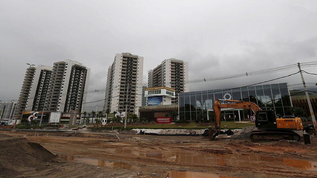 'Reconstruyendo' Río de Janeiro para el 2016 (24/11/2015)