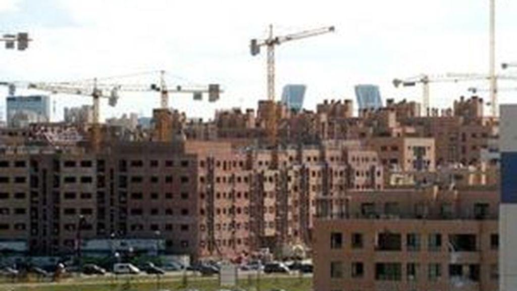 La venta de pisos se ha reducido. Vídeo: Informativos Telecinco.