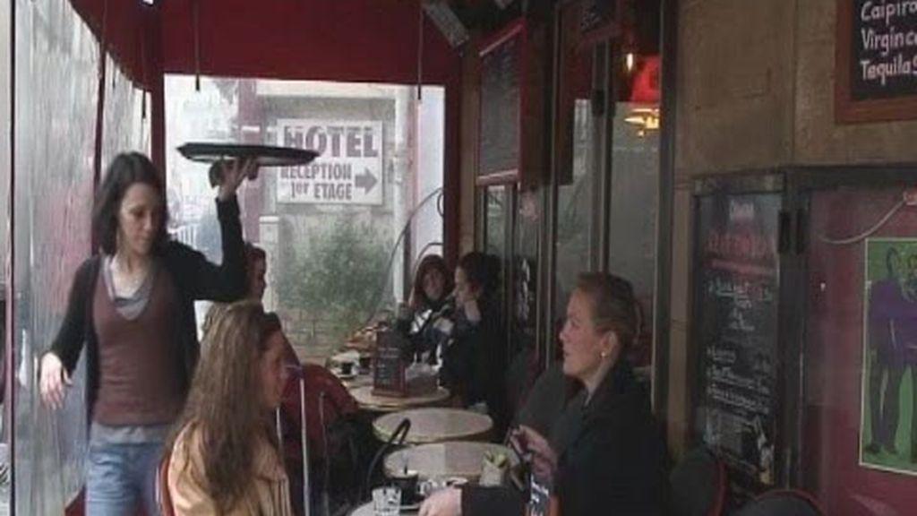 Las 'setas' desaparecen en París