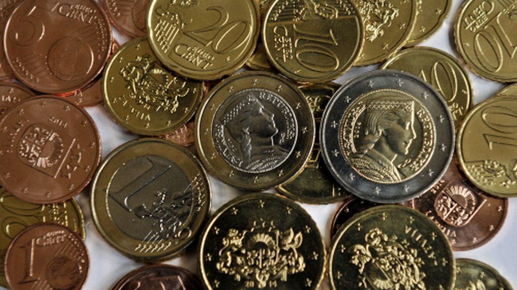 Los billetes usados contienen de media 26.000 bacterias perjudiciales para la salud