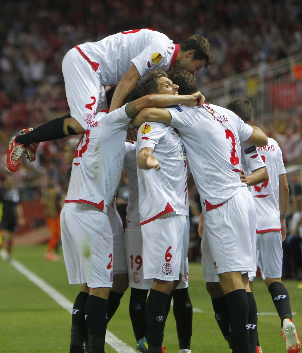 El Sevilla vuela a semifinales