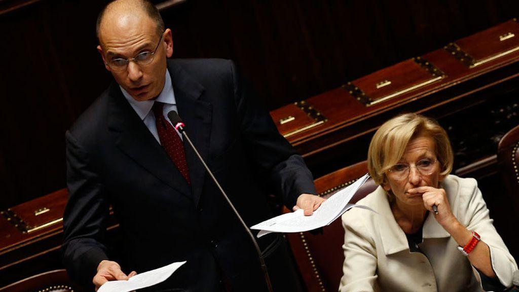 Letta desgrana su programa de Gobierno