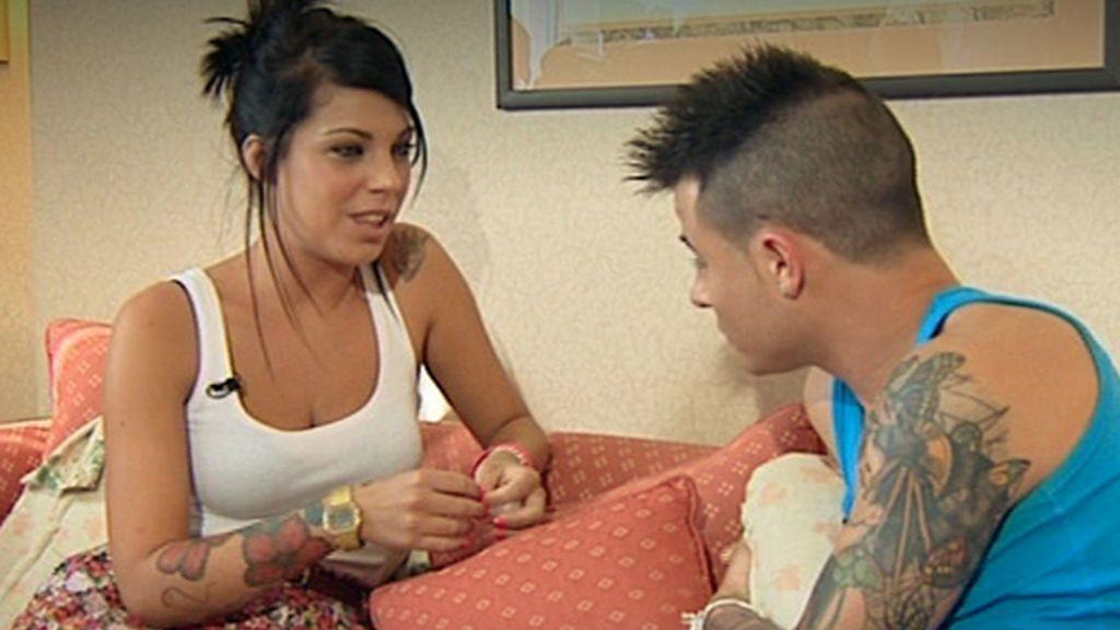Sonia y Christian (18/08/11)