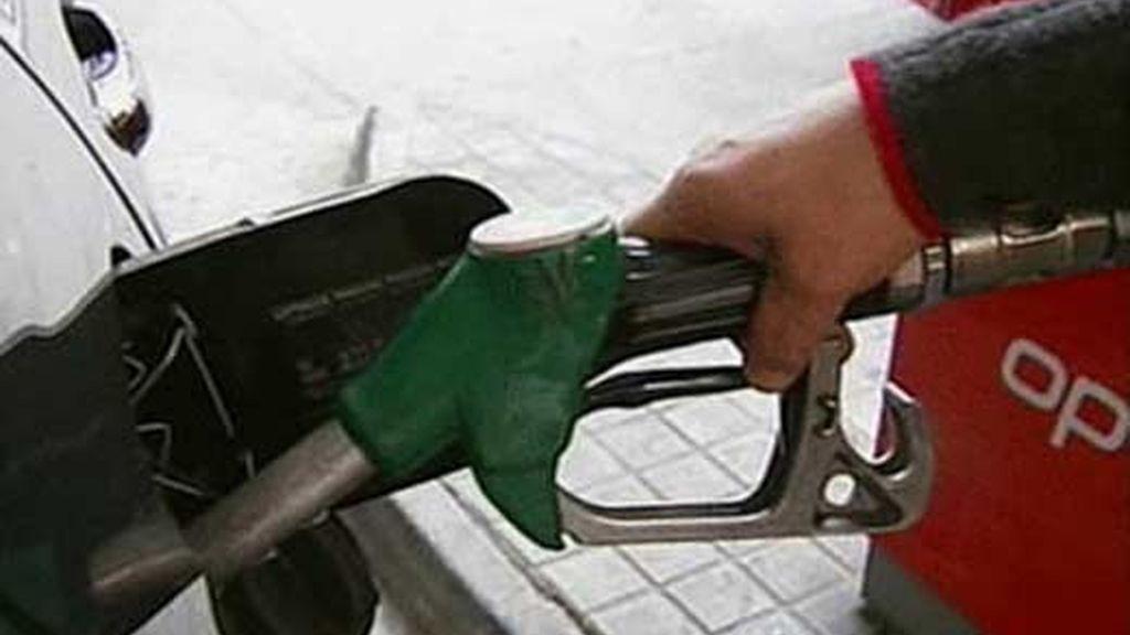 Los precios de los carburantes son culpables en gran medida de la inflación. Foto: Atlas