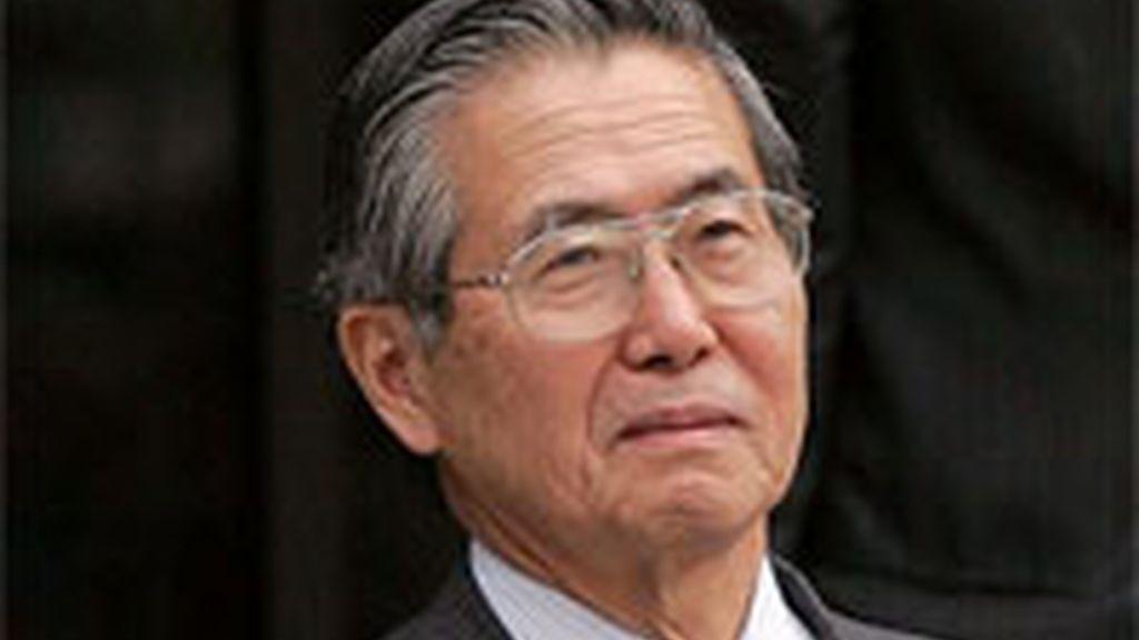Imagen de archivo de Alberto Fujimori. Foto: EFE.
