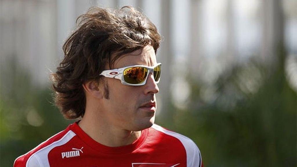 Alonso, a por el subcampeonato