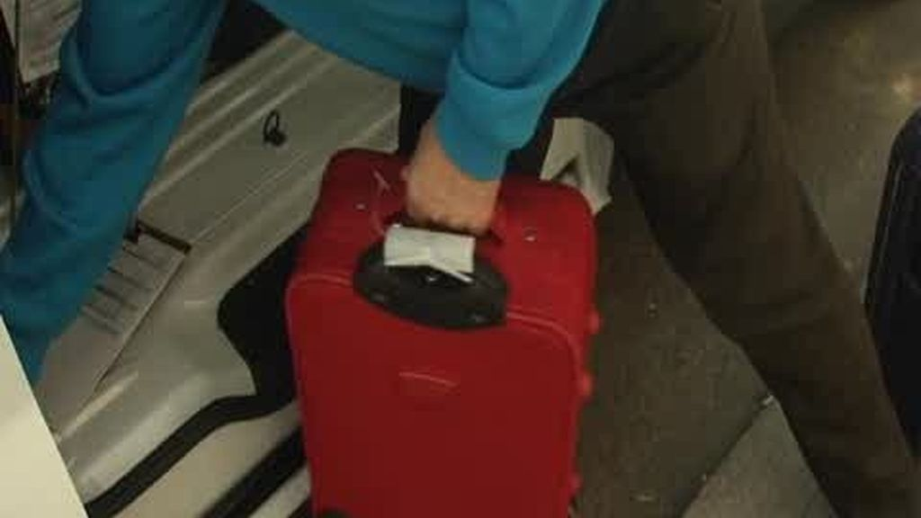 ¿Problemas con su maleta?