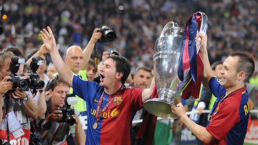 Dos Copas de Europa en su palmarés