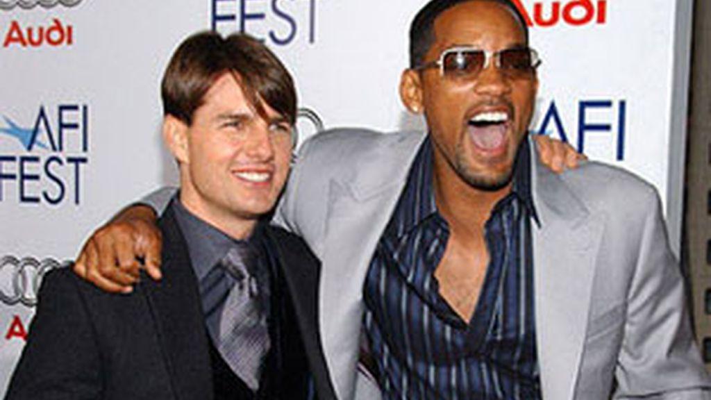 Tom Cruise, amigo y consejero de Will Smith.