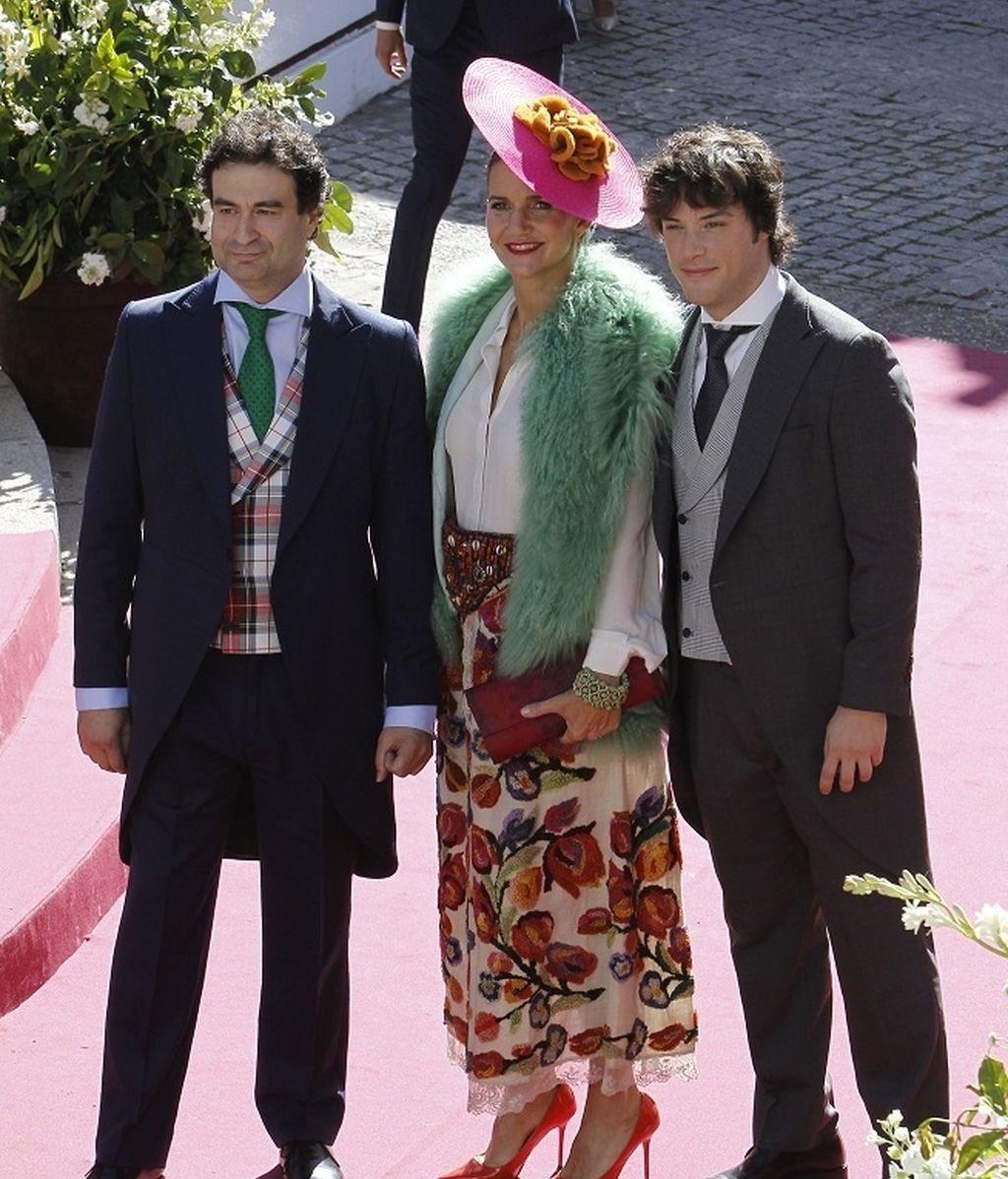 Pepe Rodríguez, Samantha Vallejo-Nájera y Jordi Cruz