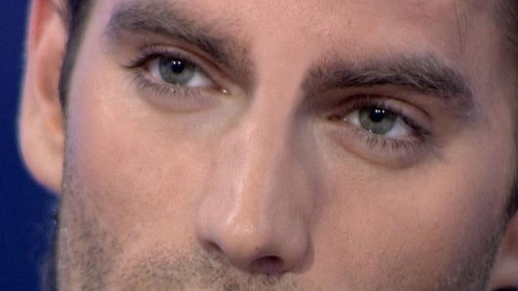Las cejas de Antonio
