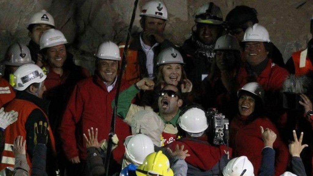 Mario Sepúlveda, segundo rescatado
