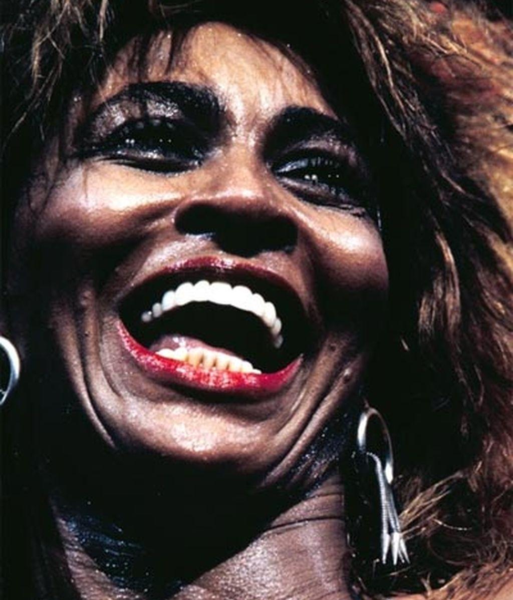 La cantante Tina Turner