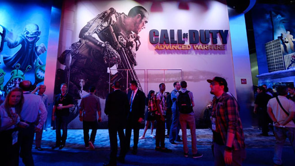 E3 2014, Los Ángeles, Call of Duty Advanced Warfare, videojuegos