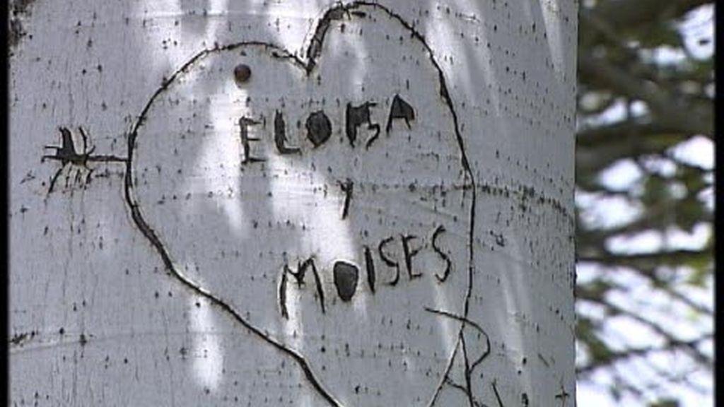 Los candados del amor