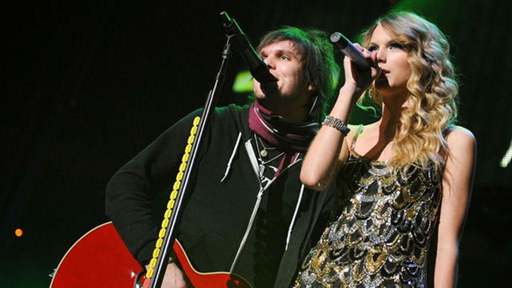 Los novios de Taylor Swift