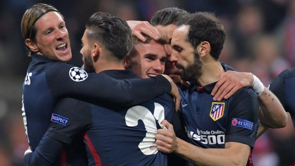 El Atlético de Madrid salva la ventaja y sella el pase a la final de Champions