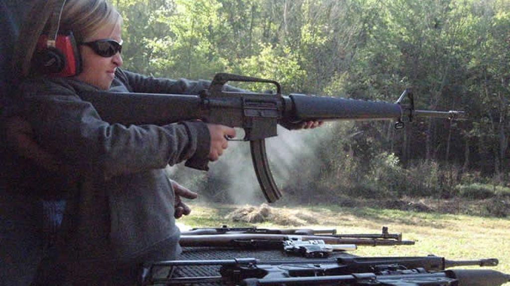 Jon Sistiaga: ¡Papi, cómprame un Kalashnikov!