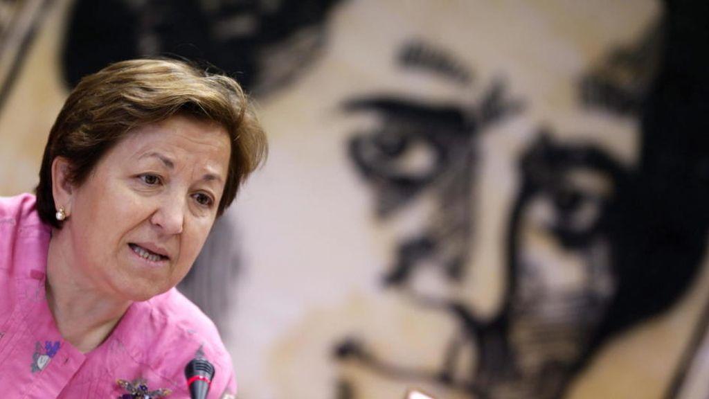Pilar Farjas, secretaria general de Sanidad y Consumo con Ana Mato