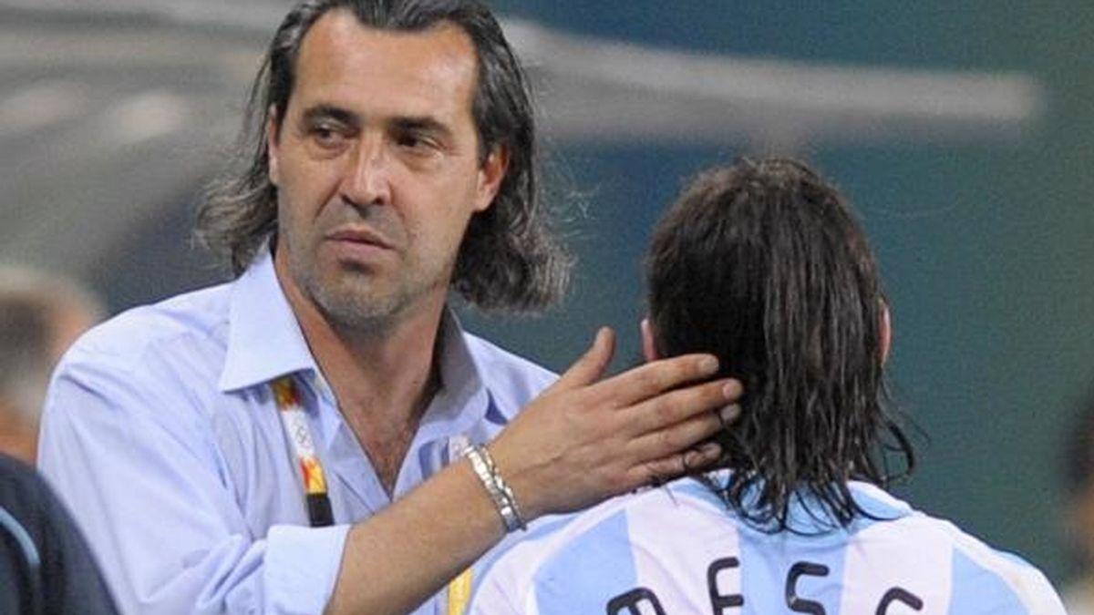 La AFA rescinde el contrato de Sergio Batista