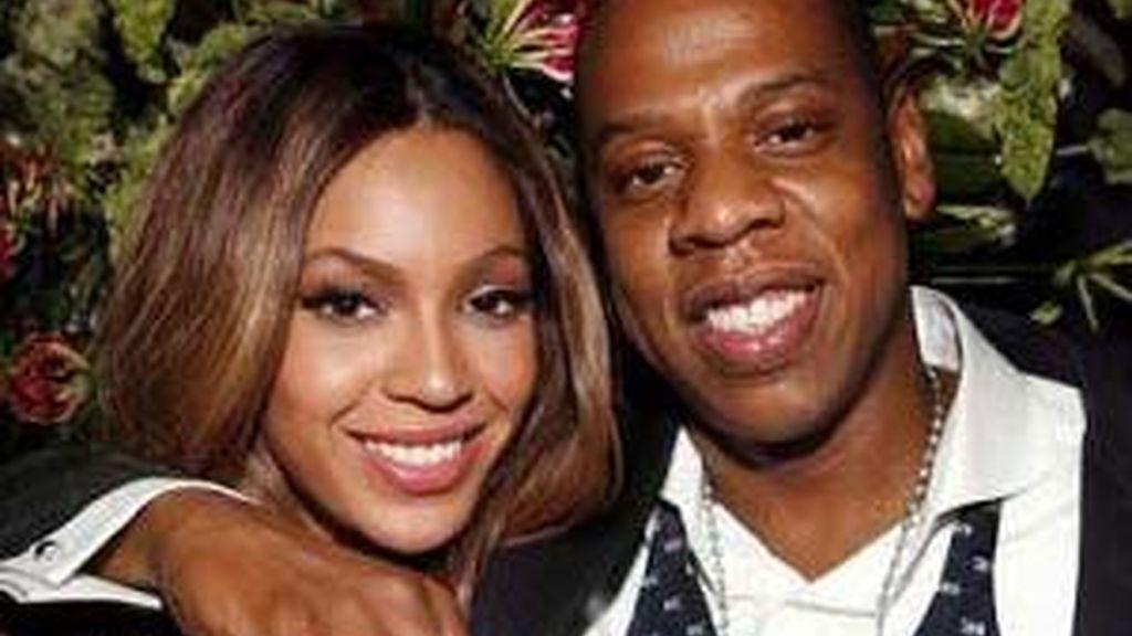 Beyoncé, es 11 años más joven que su marido, el también cantante Jay- Z