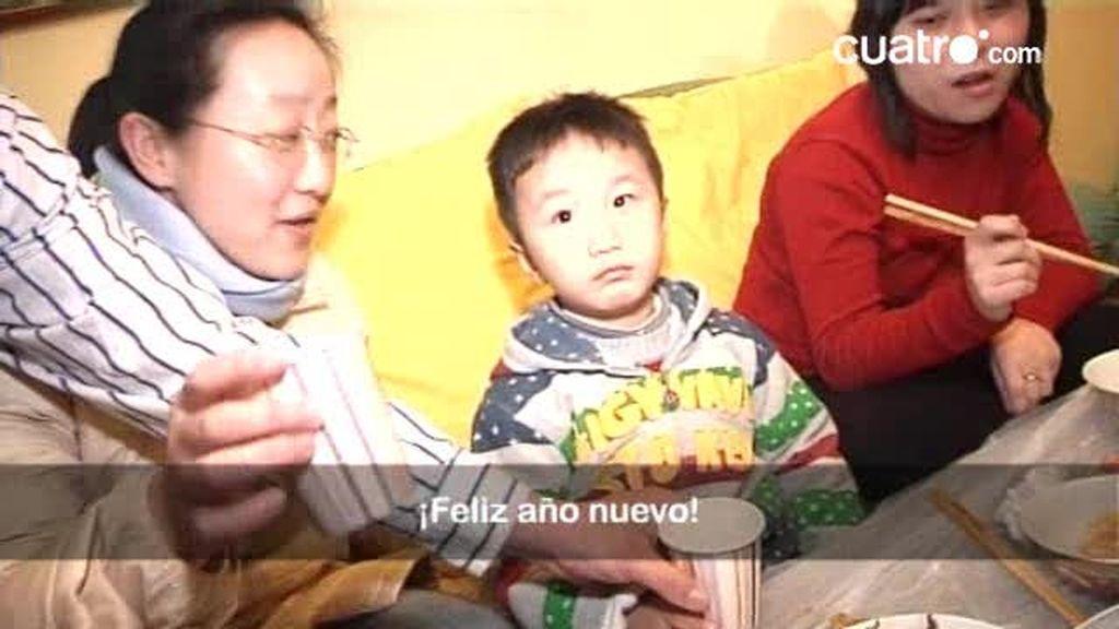 Familias Viajeras: Shangai