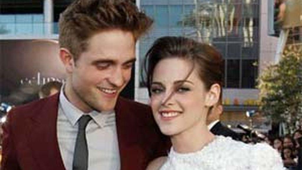 Parece que Pattinson no tiene planes de matrimonio con Kristen. Foto: gtresonline.com