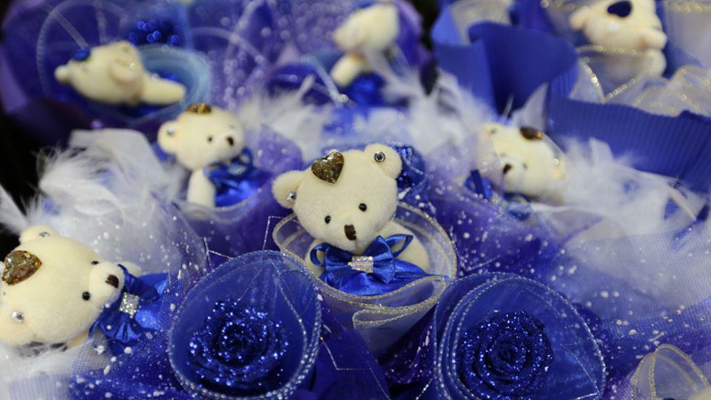 China se suma a la celebración de San Valentín
