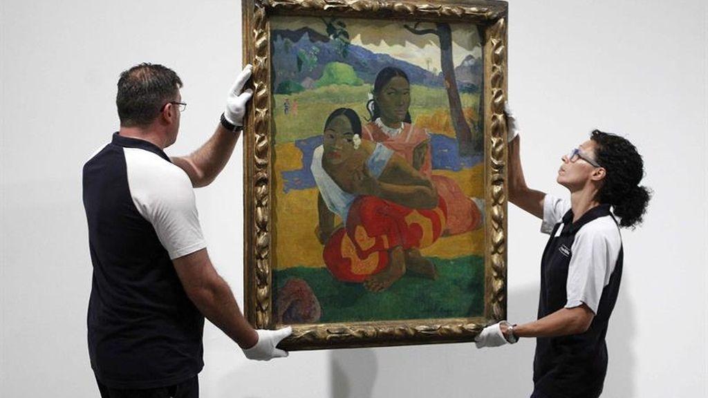El Reina Sofía exhibe el cuadro más caro del mundo