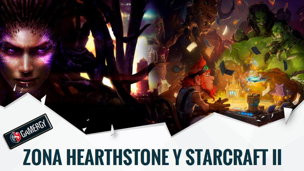 StarCraft2, LVP, Gamergy, Hearthstone