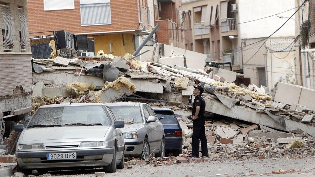 El terremoto de Lorca acabó con la vida de nueve personas