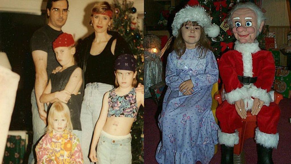 Las peores fotos de Navidad
