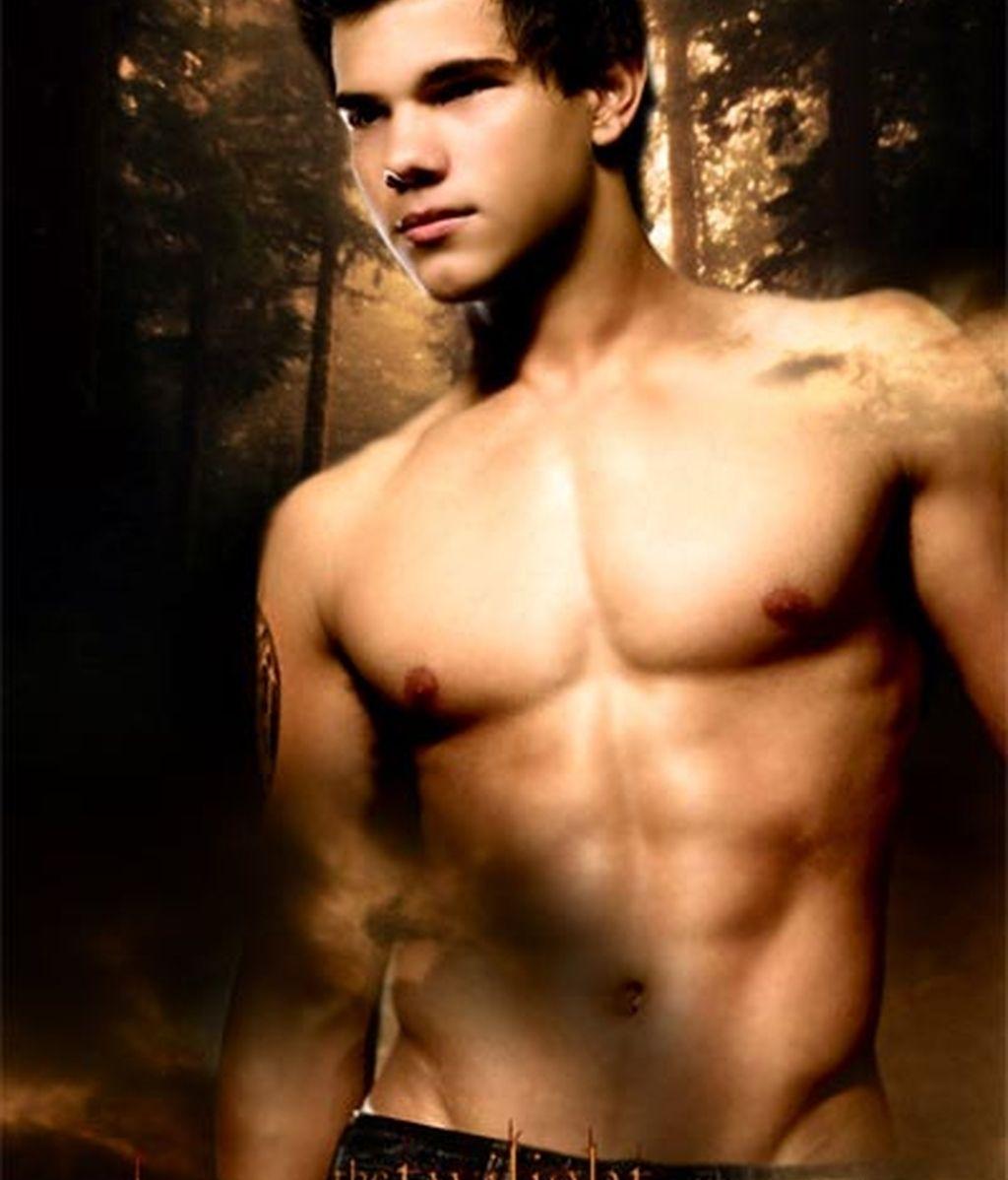 Taylor Lautner (Luna Nueva)