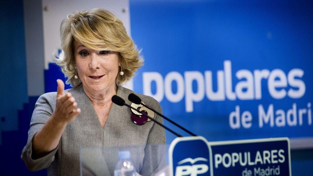 Aguirre asume la responsabilidad de haber nombrado a Granados y pide perdón