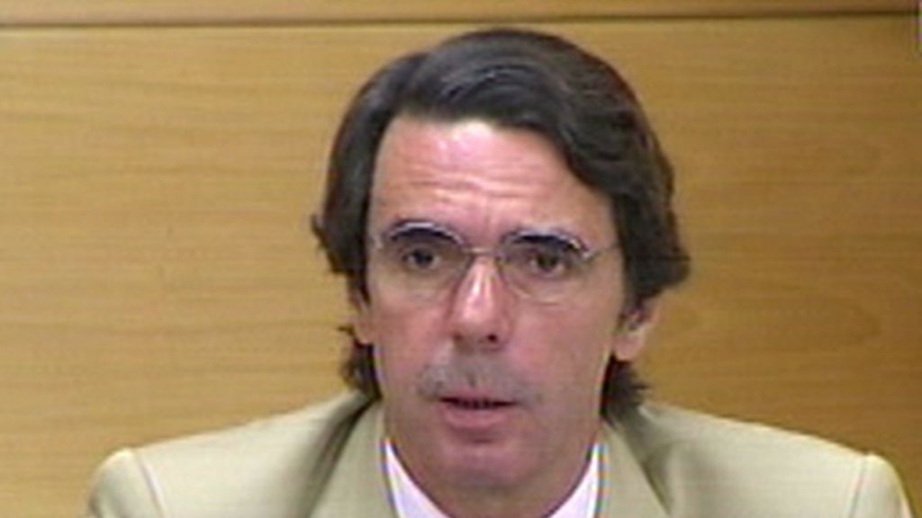 Aznar publica medidas anti crisis en Financial Times