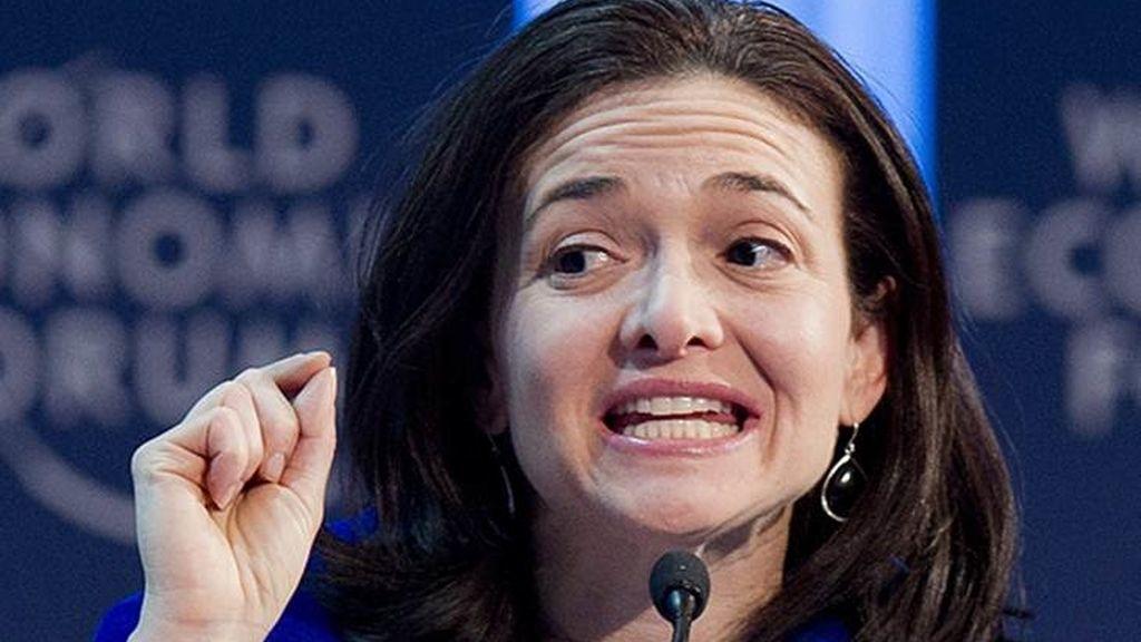 10- Sheryl Sandberg