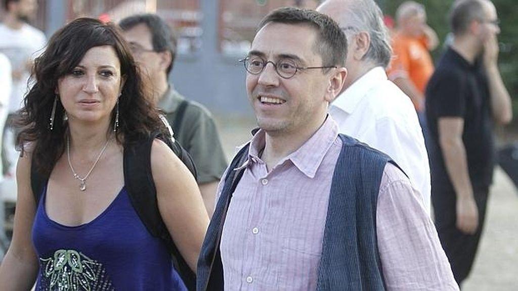 Juan Carlos Monedero, Podemos,